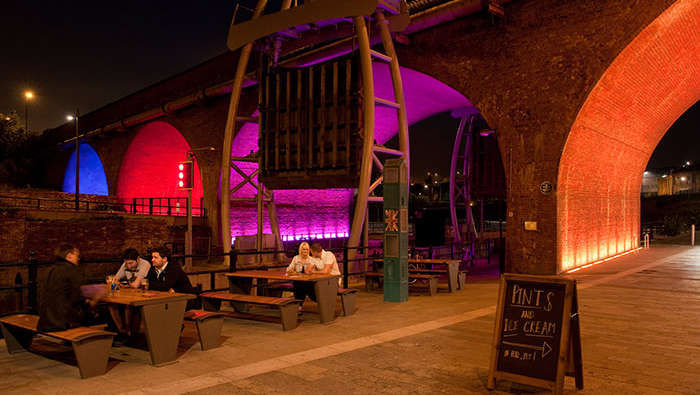 Toffee Factory - Étude de cas d'éclairage - Philips Lighting