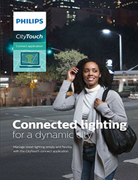 Brochure de l'application CityTouch Connect