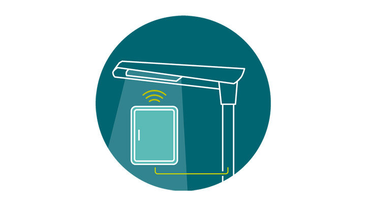 L'application CityTouch WorkFlow de Philips Lighting fournit des informations et les flux d'intervention pour un éclairage connecté efficace
