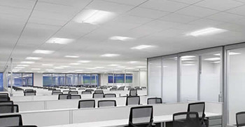 LED luminaires reduced energy consumption by 68%
