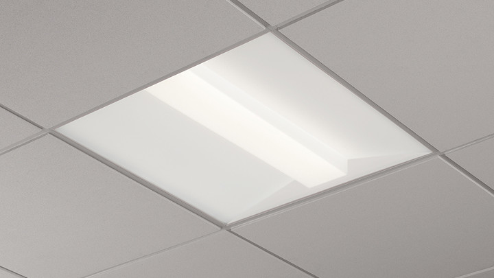 ClearAppeal 2'x2' recessed fixture