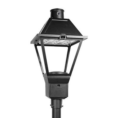 TownView LED post top