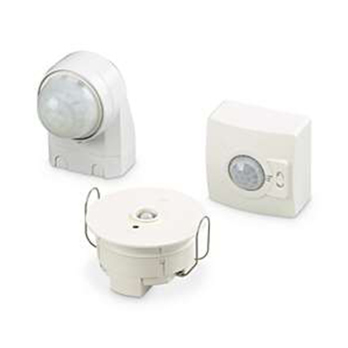 Luminaires lighting controls